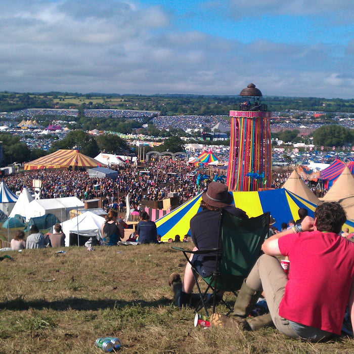 How secure is Glastonbury Festival?
