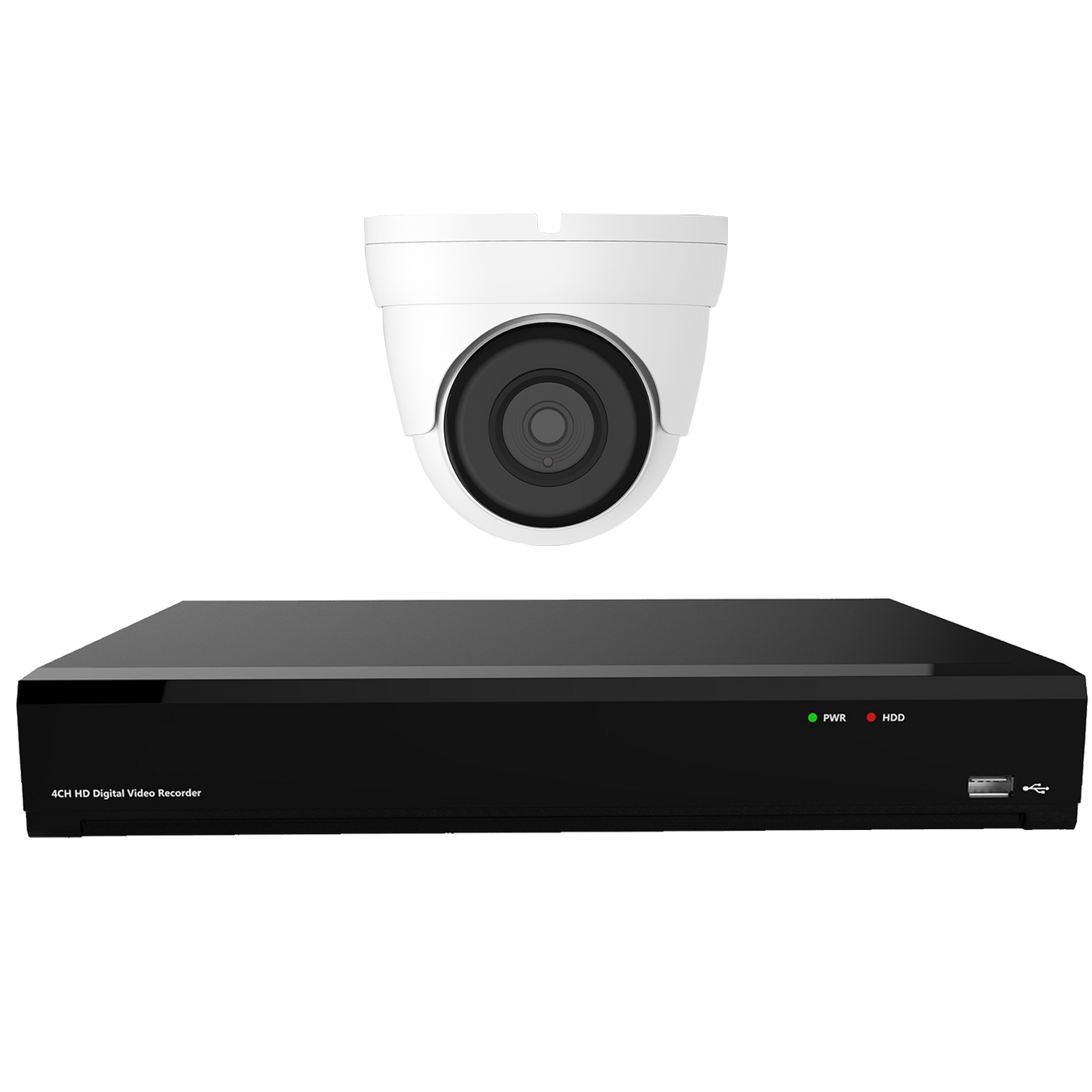 Turret Camera CCTV Systems