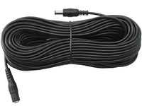 20 Metre DC Power Extension Cable with 2.1mm/5.5mm Jack - SpyCameraCCTV