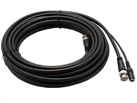 5m Pro RG59 Coaxial CCTV Cable BNC Video and DC Power - SpyCameraCCTV