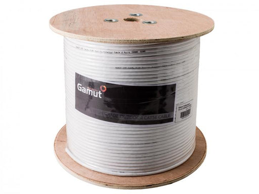 305m Outdoor Cat 5e Ethernet Network Cable Reel for PTZ and IP Cameras - SpyCameraCCTV