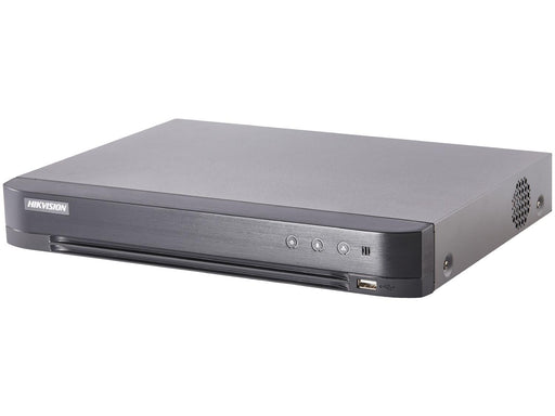 Hikvision TurboHD 4 Channel TVI DVR with PoC - SpyCameraCCTV
