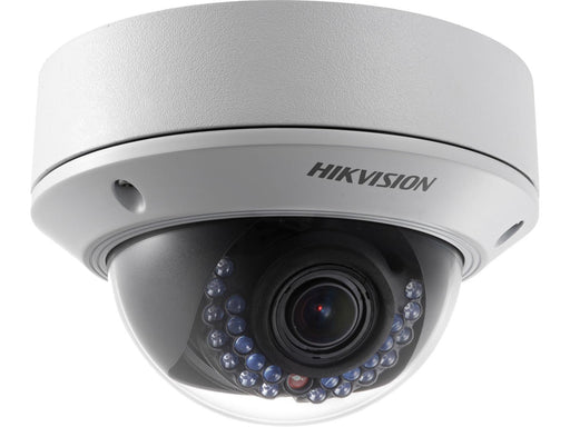 Hikvision 4MP IP Motorised Varifocal Dome Camera with 30m IR - SpyCameraCCTV