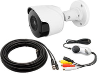 Garden Wildlife Camera Kit with 20m Night Vision, 20m Cable and USB - SpyCameraCCTV