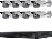 Hikvision 8 Camera 4MP IP CCTV System with 50m Night Vision - SpyCameraCCTV