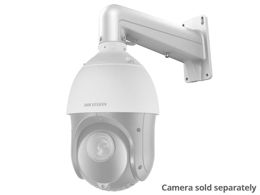 Outdoor Metal Arm Bracket for Hikvision PTZ Domes - SpyCameraCCTV