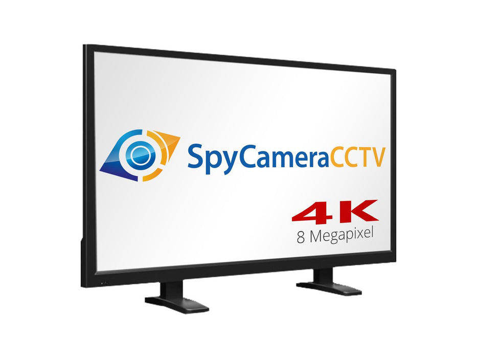 4K CCTV Monitor - 28 Inch UHD LED with HDMI, VESA Mount - SpyCameraCCTV