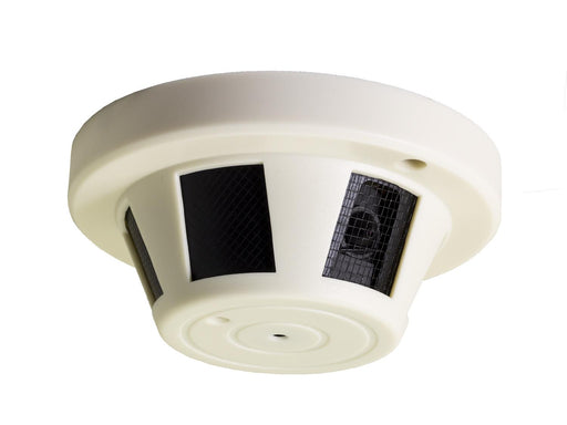 1080p HD WiFi Smoke Detector Camera with MicroSD Recording - SpyCameraCCTV