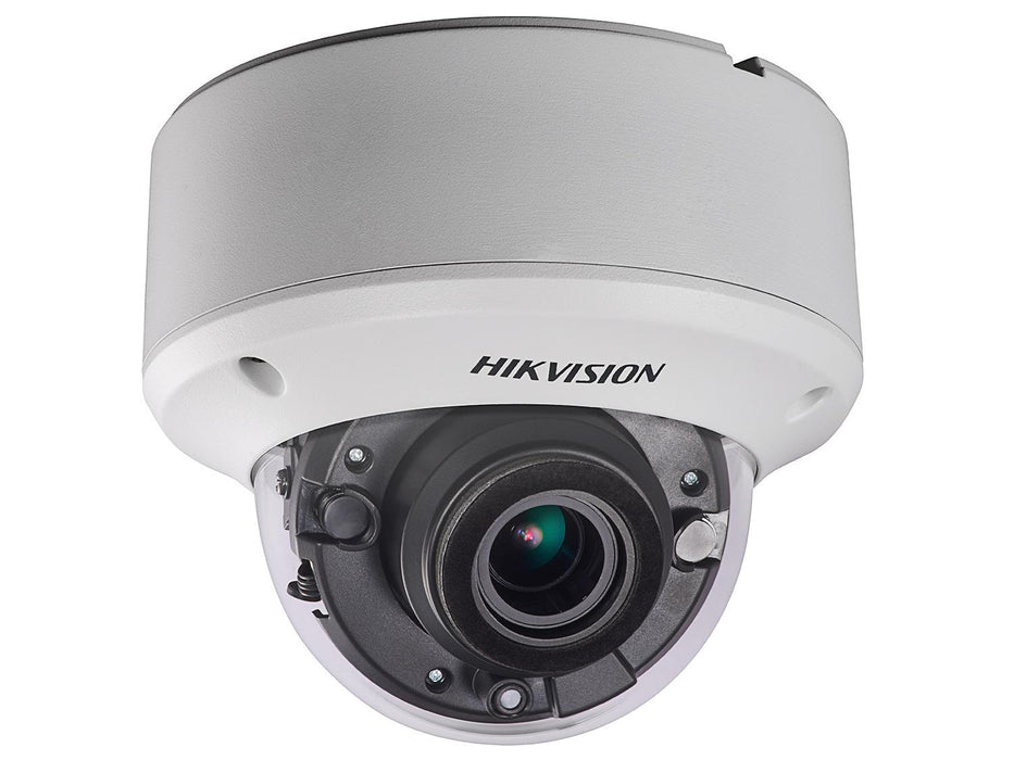 Hikvision 5MP Turbo HD Dome Camera with 40m IR, PoC, Motorised Zoom - SpyCameraCCTV