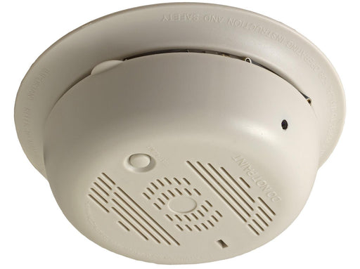 1080p HD WiFi Home Smoke Detector Camera with MicroSD Recording - SpyCameraCCTV