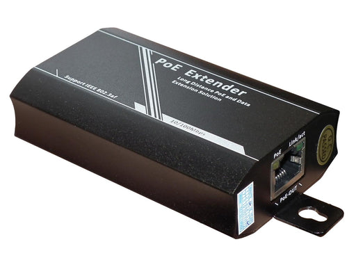 Long Range PoE Extender for IP Camera Systems - SpyCameraCCTV