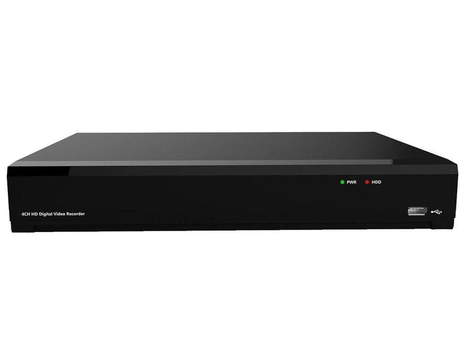 Gamut 4-Channel HD IP CCTV NVR - SpyCameraCCTV