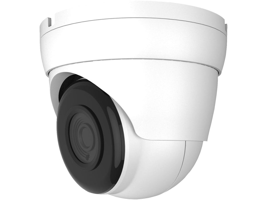 Gamut 2MP IP 4 Turret Camera CCTV System - SpyCameraCCTV