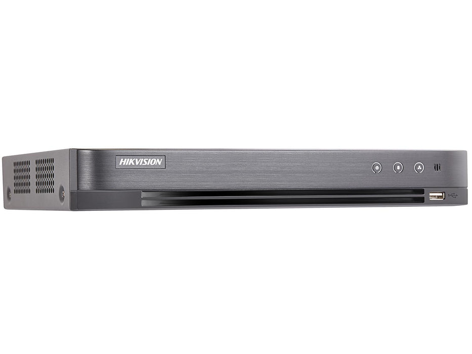 Hikvision 5MP AcuSense 4 Channel DVR - SpyCameraCCTV