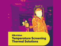Hikvision WiFi Temperature Screening Thermographic Handheld Camera - SpyCameraCCTV