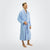Men's Bamboo Shawl Collar Bathrobe