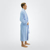 Men's Bamboo Shawl Collar Bathrobe - ComfyRobes.com