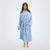 Women's Bamboo Shawl Collar Robe