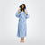 Women's Bamboo Hooded Robe