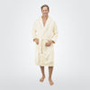 Men's Tahoe Shawl Collar Microfleece Bathrobe - ComfyRobes.com