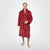 Men's Tahoe Shawl Collar Microfleece Bathrobe
