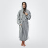 Women's Hooded Sweatshirt Robe - ComfyRobes.com