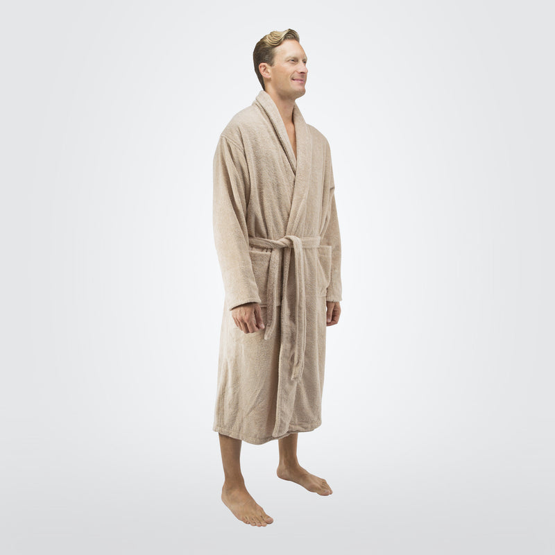 Men s 16 oz. Turkish Cotton Bathrobe - ComfyRobes.com bff20d260