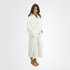 Women's Tahoe Shawl Collar Microfleece Bathrobe - ComfyRobes.com