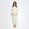 Women's Travel Loop Terry Kimono Robe - ComfyRobes.com