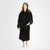 Women's Terry Velour Shawl Collar Bathrobe