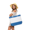 Nautical Beach Tote Bag - ComfyRobes.com
