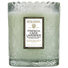 Load image into Gallery viewer, Voluspa Japonica Boxed Scalloped Candle
