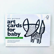 Load image into Gallery viewer, Wee Gallery Art Cards for Baby