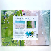 Load image into Gallery viewer, Graymalin Double-Sided Beach Puzzle