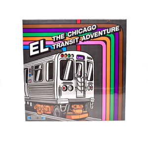 Transit Tees EL: The CTA Adventure Board Game