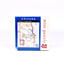 Load image into Gallery viewer, Mini 100 piece Chicago Puzzle