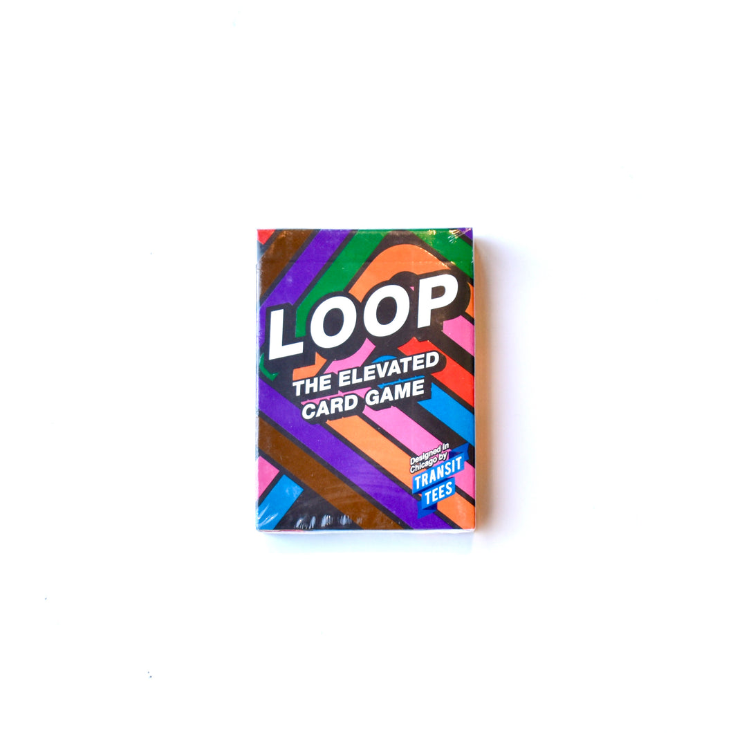 Transit Tees LOOP: The Elevated Card Game
