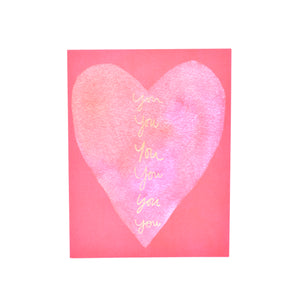 In My Heart Card