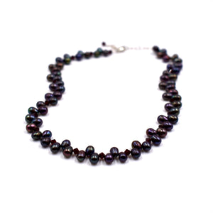 Deana Rose Garnet Grace Necklace