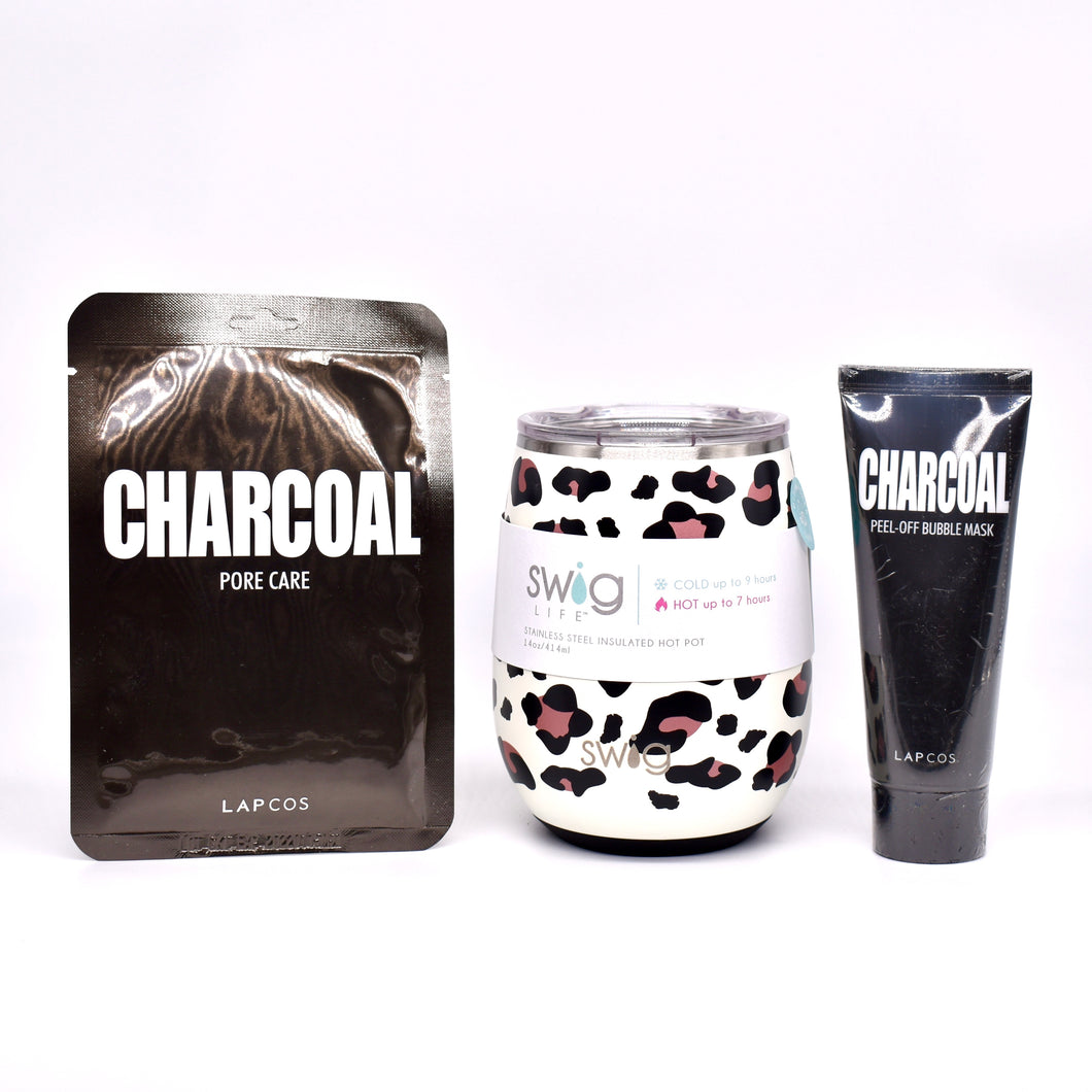 Charcoal & Cheetah Bundle