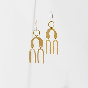 Larissa Loden Havana Earrings