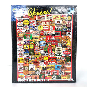 1000 Piece Cheers Puzzle