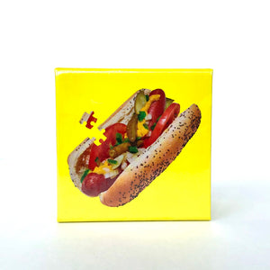 Hot Dog Little Puzzle Thing