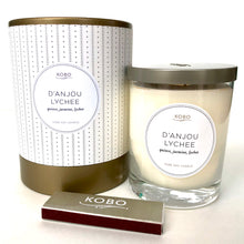 Load image into Gallery viewer, Kobo 11 oz Soy Wax Candle (Multiple Scents)