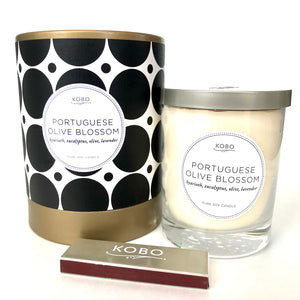Kobo 11 oz Soy Wax Candle (Multiple Scents)