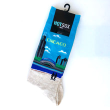 Load image into Gallery viewer, Hotsox Chicago Socks (Multiple Sizes)