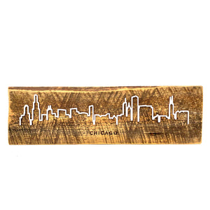 Grainwell Large Barnwood Skyline