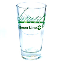 Load image into Gallery viewer, Transit Tees El Line Pint Glass (Multiple Styles!)