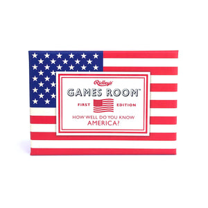 Ridley's Games How Well Do You Know America Quiz
