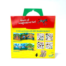Load image into Gallery viewer, Peaceable Kingdom Sticker Tote
